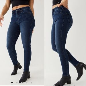 True Religion High Rise Jeans